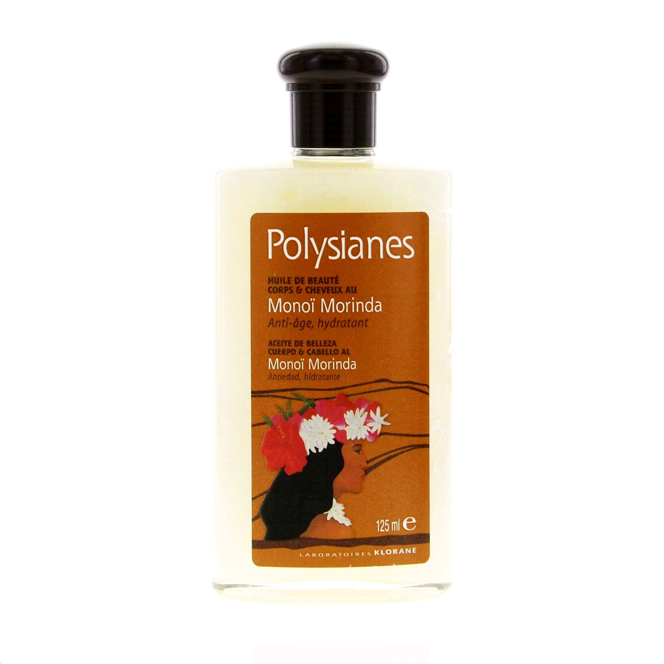 POLYSIANES OLI DE BELLESA MONOI 125ML