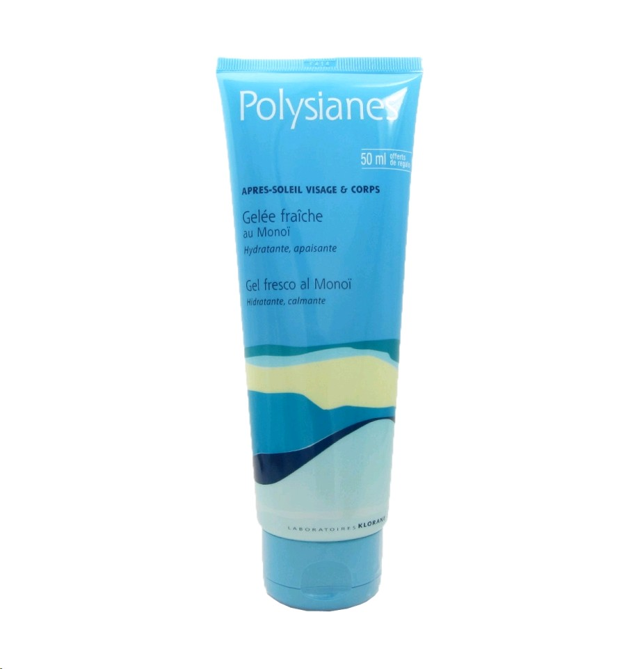 POLYSIANES DESPRES DEL SOL GEL FRESC 200ML