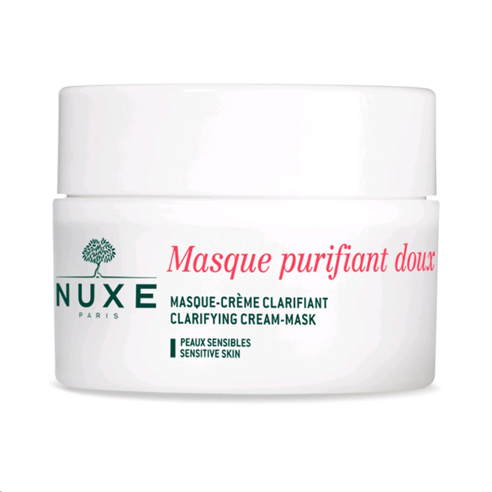 NUXE MASCARETA PURIFICANT SUAU 50ML