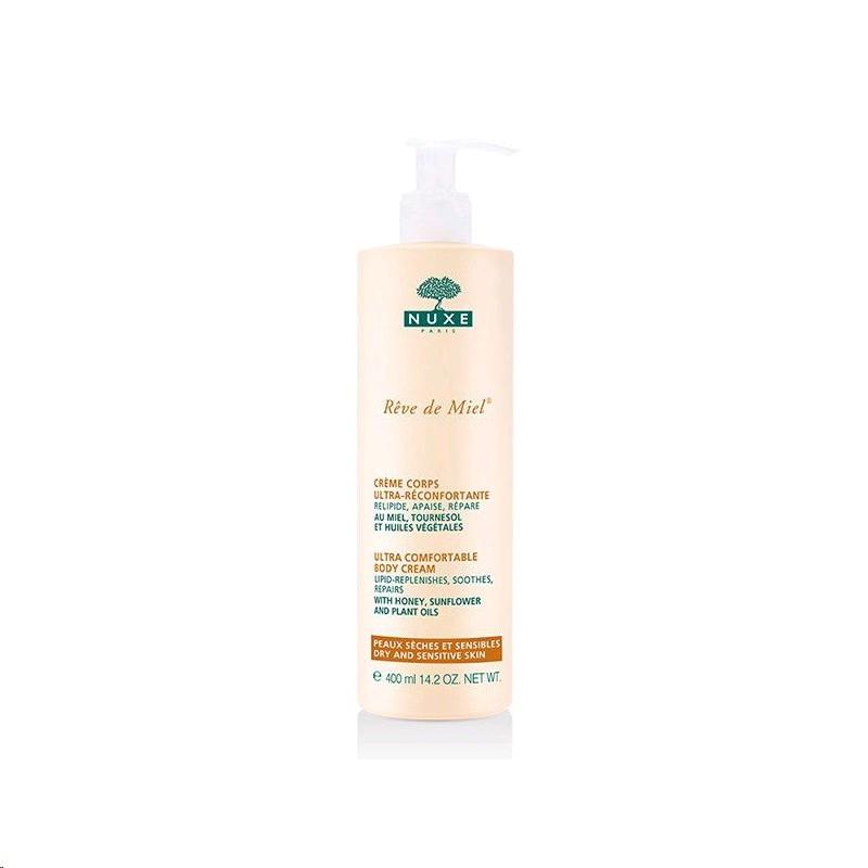 NUXE REVE MIEL CREMA ULTRA RECONFORTANT 400ML