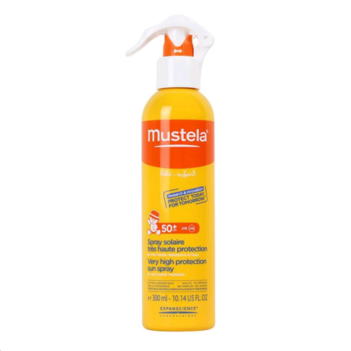 MUSTELA SOLAR SPF50 SPRAY 200ML