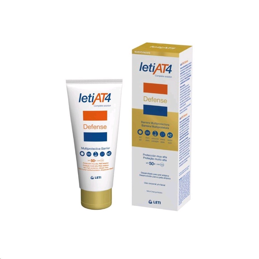 LETI AT4 CREMA DEFENSE 100ML