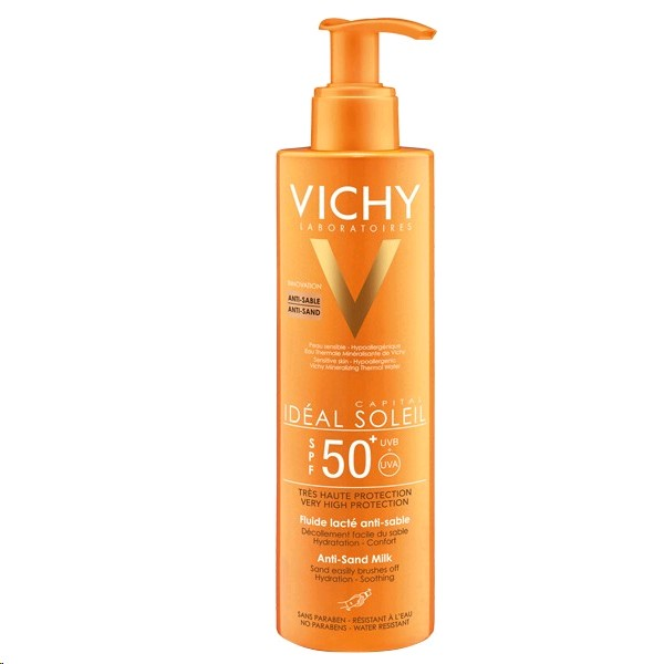 VICHY IDEAL SOL LLET ANTI SORRA SPF50 200ML